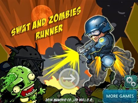Swat and Zombies Android