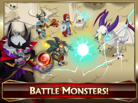 Knights and Dragons Android