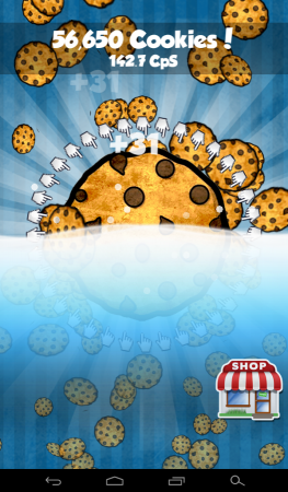 Cookie clicker android