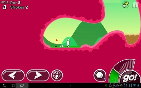 Super Stickman Golf 2 Android