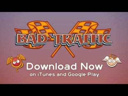 Bad Traffic Android