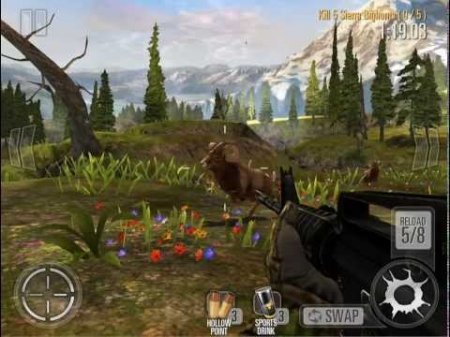 Deer hunter 2014 android