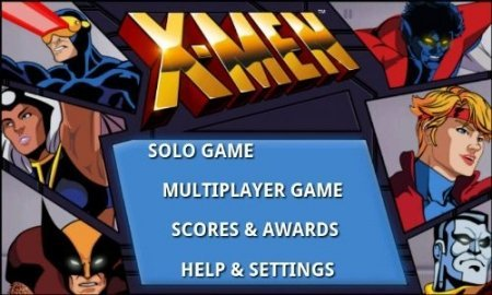 X-Men Android