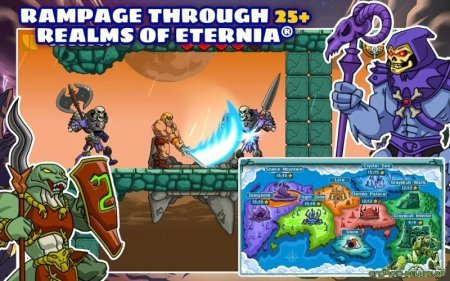 He-Man the Most Powerful Game Android