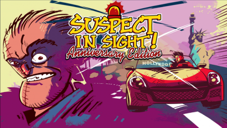 Suspect in sight android