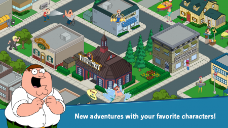 Family Guy Game Android