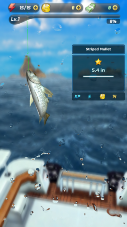 Ace Fishing Android