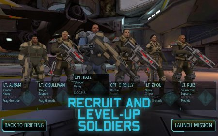 XCOM Enemy Unknown android