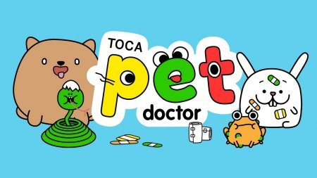 Toca Pet Doctor Android