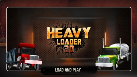 Heavy Loader 3D на Андроид