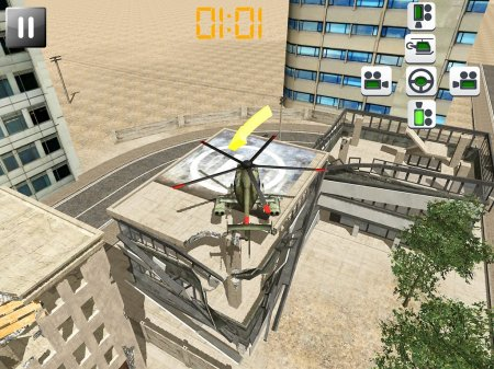 Helicopter Rescue Pilot 3D на Андроид