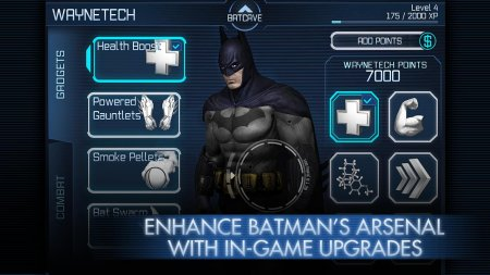 Batman arkham city lockdown android