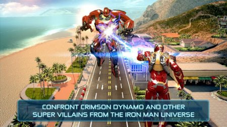 Ironman 3 android