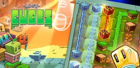 Lost Cubes Free для android