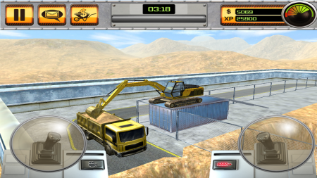 Скачать Scoop Excavator android