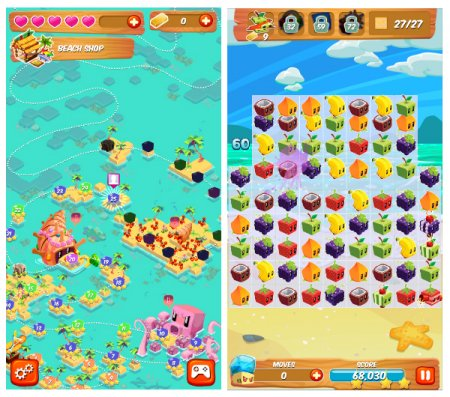 Juice Cubes Android