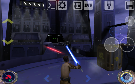 Jedi Knight II Touch android