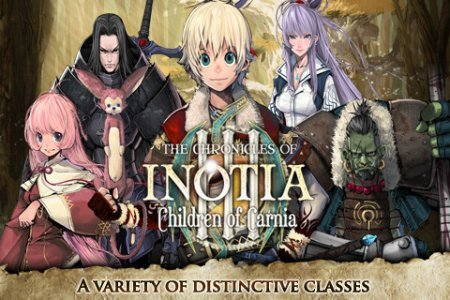 Inotia 3: Children Of Carnia Android