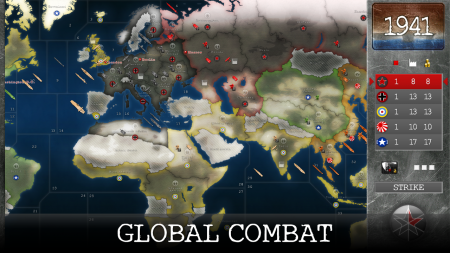 1941: World War Strategy Android
