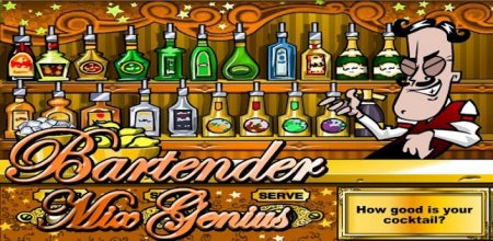 Bartender Mix Genius на андроид