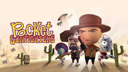 Pocket Gunfighters на Андроид