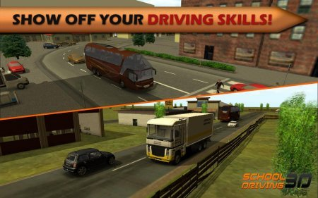 School Driving 3D Android
