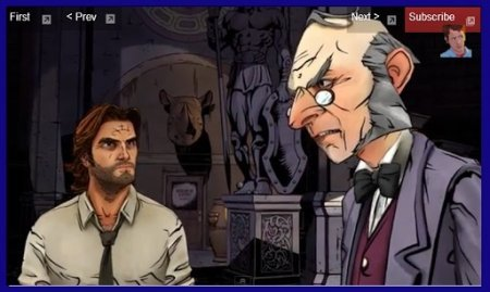 The Wolf Among Us android