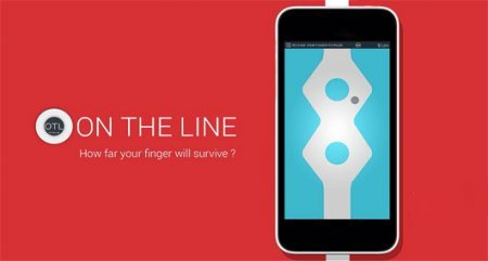 On the Line Android