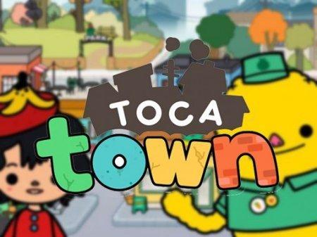 Скачать Toca Town на андроид