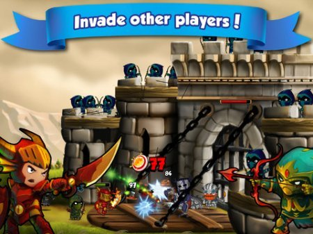 Band of Heroes Android