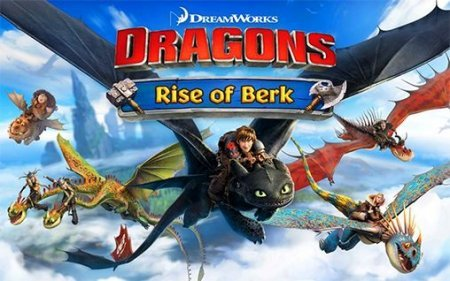 Dragons Rise of Berk android