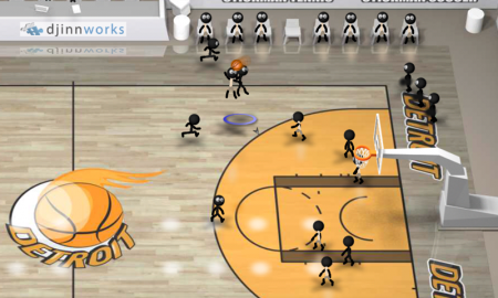 Stickman Basketball Android