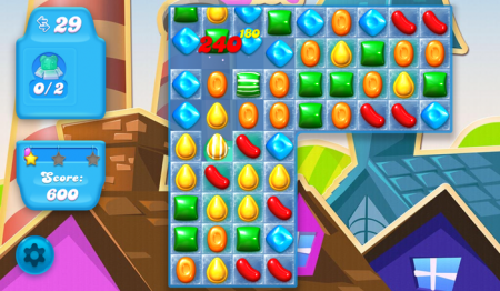 Candy Crush Soda Saga Android скачать