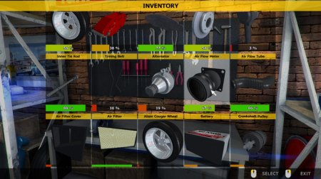 Car Mechanic Simulator 2014 для Android
