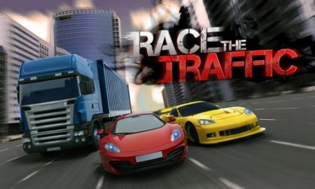 Race The Traffic на андроид