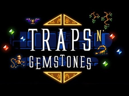 Traps n' Gemstones android