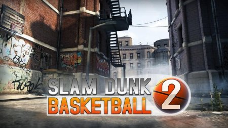 Slam Dunk Basketball 2 android