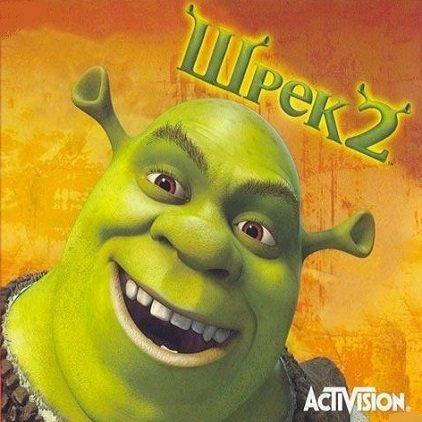 Shrek 2 скачать игру на основе популярного