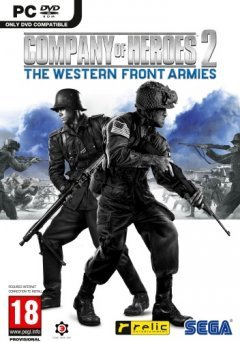 Company of Heroes 2: The Western Front Armies скачать торрент