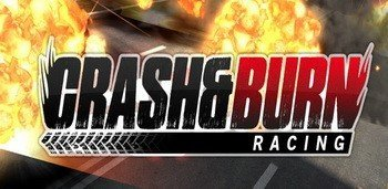 Crash and Burn Racing на Андроид