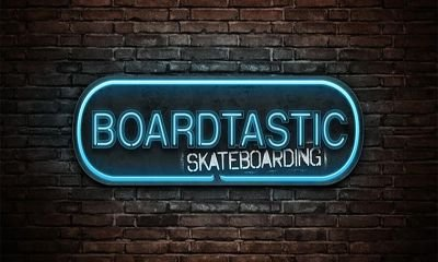 Boardtastic Skateboarding скачать андроид