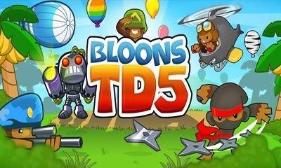 Bloons td 5 скачать андроид