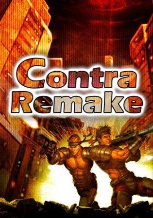 Contra Remake скачать через торрент