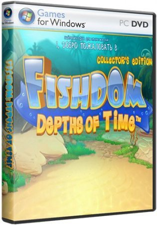 Fishdom: Depth of time ������� ����� �������