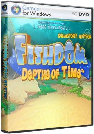 Fishdom: Depth of time скачать через торрент
