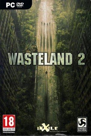 Wasteland 2 скачать торрентом на пк