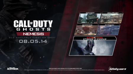 Call of Duty: Ghosts � Nemesis ������� �������