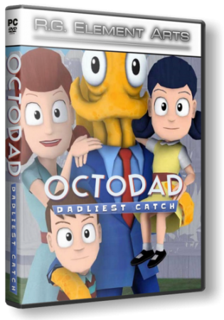 Octodad: Dadliest Catch (Young Horses) скачать торрент