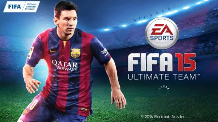 FIFA 15 Ultimate Team ������� �� �������