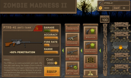 Zombie Madness android